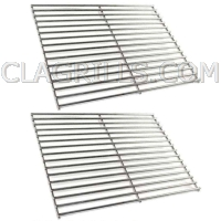 """Charbroil Gas Grill Porcelain Coated Cooking Grids 14-15//16/"""" x 31-3//4/"""" 54653 3"""