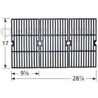 "BRUCIATORI in acciaio inox 14 3//8/"" 4-Pack per Charbroil Advantage Series 463240015"
