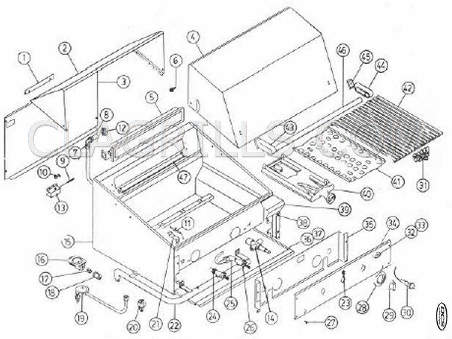 Parts For Dcs Dcs27 Bqrn